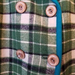Anthropologie Jackets & Coats - Anthropologie, Tabitha Plaid Coat